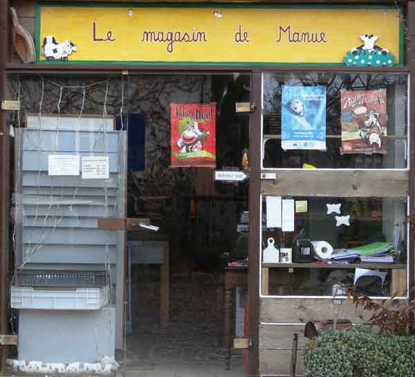 Le Magasin de Manue