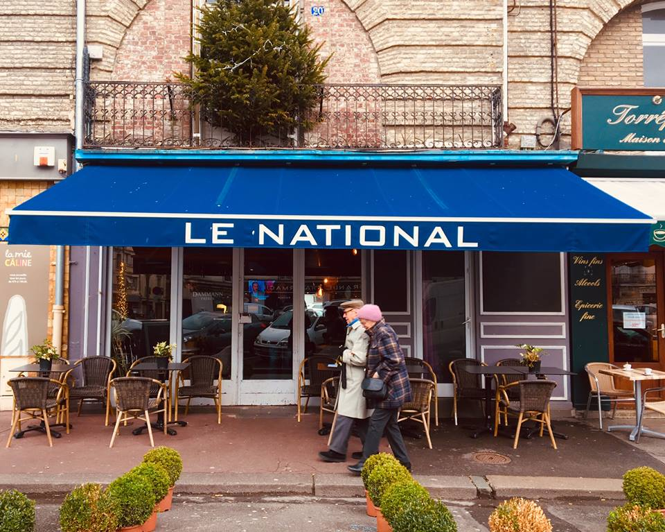 Bar Le National