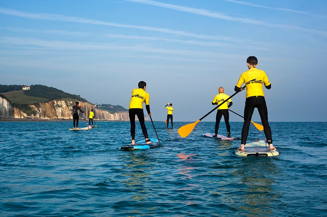 Surf'in Pourville